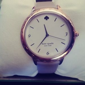 Brand New Kate Spade Leather Watch